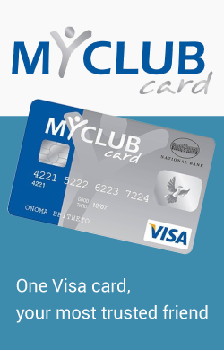 My Club Card